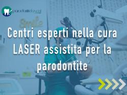Cura Parodontite con Laser a Bari